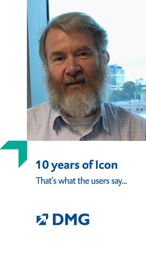 10 years of Icon